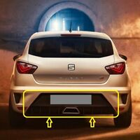 Genuine SEAT Ibiza Cupra (09-16) REAR Bumper Lower Diffuser Spoiler