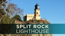 SPLIT ROCK LIGHTHOUSE - Z Scale 1:220 No Assembly Required! Your Small Town USA