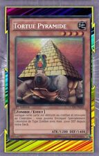 Tortue Pyramide LCYW-FR245 Terre Zombie Effet Niveau 4
