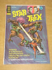 STAR TREK #22 FN/VF (7.0) GOLD KEY COMICS JANUARY 1974