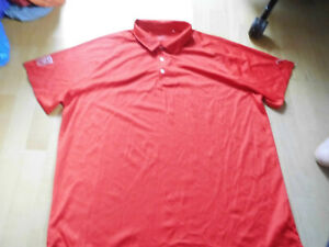 Puma Golf dry cell Poloshirt Polo Shirt rot XXL XXXL 58 60 62 new relationship t