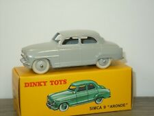 Simca 9 Aronde - Dinky Toys Atlas 24U in Box *42188