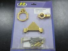 HYPERPRO STEERING DAMPER MOUNT KIT ONLY- KAWASAKI ZX6R 2007-08