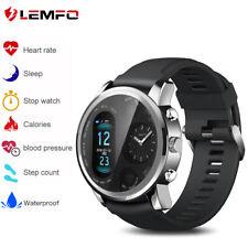 Lemfo T3PRO Montre Intelligente Podomètre Tension artérielle etanche smart watch