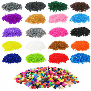 Fuse Beads 1000 Pack 5mm Midi Work Like Hama Beads Mixed Iron Kids Arts & Crafts