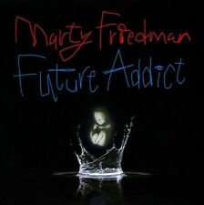 Future Addict by Marty Friedman (CD, 2012, Prosthetic)