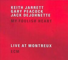 My Foolish Heart: Live at Montreux by Keith Jarrett (CD, Oct-2007, 2 Discs, ECM)