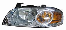 For 04 05 06 Sentra, Left Driver Headlight Headlamp Lamp Light