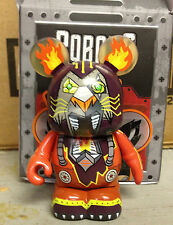 """Scar Bot from The Lion King 3"""" Vinylmation Robots Series #4 Villains Light Up"""