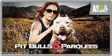 Pitbulls & Paroles Animal Planet Refrigerator Magnet