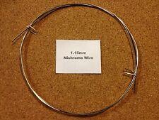 1.15 Mm x 1 M 18SWG nicromo Resistencia De Alambre Elemento de Calefacción de corte de espuma caliente