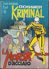 DOSSIER KRIMINAL n° 2 (Corno, 1977) Magnus