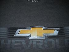 Chevrolet Gold Bowtie T-Shirt Small - Malibu, Chevelle, Nova, Impala, SS  NEW