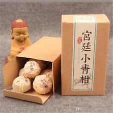 100g Yunnan Pu-erh Tea Xinhui Green Citrus Puer Tea Small Black Pu Er Cooked Tea