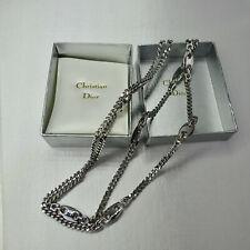 Christian Dior, 95 cm lange Kette in originaler Box, wie neu, wohl ungetragen!