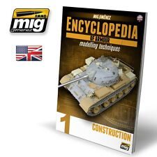 Encyclopedia of Armour Modelling Techniques Vol 1 - Construction Book