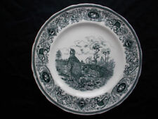 Ironstone 1980-Now Date Range Masons Pottery Dinner Plates