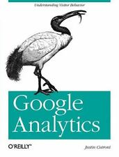 Google Analytics by Justin Cutroni (2010, Paperback)
