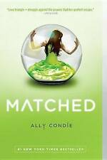 Matched (Matched (Paperback - Trilogy))-ExLibrary