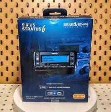 Sirius satellite radio Stratus 6 w/Vehicle Kit Sdsv6V1 - New Unopened box