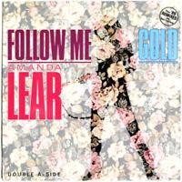 "AMANDA LEAR FOLLOW ME GOLD ( REMIXES '89 ) aus M- 7"" Sammlung 1989"