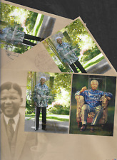 South Africa 2003 Nelson Mandela Selection of 3 Covers & 5 MNH Stamp Issues