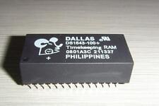 DALLAS DS1643-100 DIP-28 Nonvolatile Timekeeping RAM
