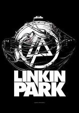 "LINKIN PARK AUFKLEBER / STICKER # 11 ""ATOMIC AGE"" - 7x5cm"