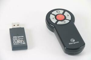 Targus Wireless Multimedia Presenter With Laser Pointer USB Receiver