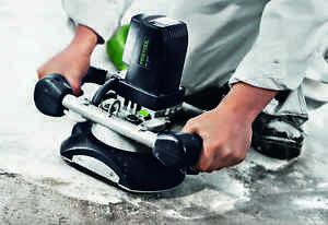 FESTOOL Renovierungsfräse RG 150 E-PLUS Sanierungschleifer 768019 Vorfürmaschine