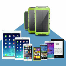 12000 mAh Portable Solar Powerbank Extreme Mobile Phone Battery Charger Pack