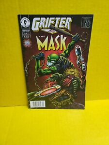 Grifter and the Mask Issues 1 and 2