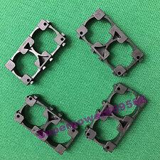 4PC 18650 Li-ion LiFePO4 battery safety holder anti-vibration bracket storage