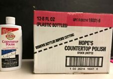 Hope's  - 8 Oz Counter Top Polish 12 BOTTLES - STOCK UP NOW!