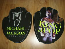1 Authentic HIStory Tour Concert Wave Glove Michael Jackson Official Merchandise