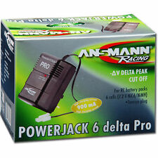 RC AUTO CARICABATTERIE VELOCE-ANSMANN Powerjack 6 Delta Pro NIMH CARICABATTERIA TAMIYA