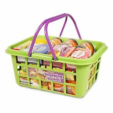 Casdon Shopping Basket With Food Toy (628)