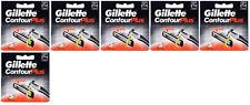 Gillette Contour Plus (Gillette Atra Plus) Refill Blade, 30 Cartridges NEW