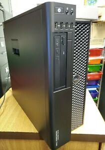 Dell Precision T7810 - 2 x E5-2620 V4 @ 2.10Ghz / 96GB DDR4/ 512GB SSD/1TB HDD
