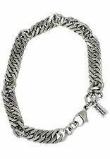 [Phiten Ltd] Pure Titanium bracelet W-Kihei Twist 18cm NK-TB05-18 Japan made