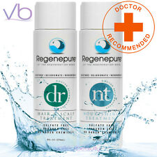 RegenePure (NT, DR, Hair, Scalp, Treatment, Shampoo, Anti Hair Loss, Regrowth)