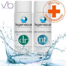 RegenePure Hair & Scalp Treatment NT and DR  2x 8oz bottles -  Anti Hair Loss
