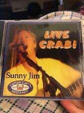 Sunny Jim - Live Crab! Music Florida (CD Used Very Good) (JD)