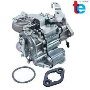1-Barrel NEW Carburetor For Chevy GMC L6 4.1L 250 4.8L 292 W/Choke Thermostat