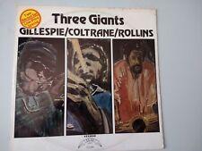 Three Giants ,Gillespie/ Coltrane/ Rollins