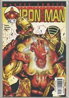 Invincible Iron Man #47 : Marvel Comics : December 2001