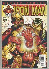 Invincible Iron Man #47 : Marvel Comics : December 2001