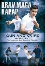 KRAV MAGA KAPAP: GUN AND KNIFE NEW REGION 0 DVD