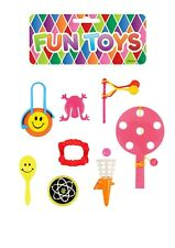 8 boys and girls party bag toys,,stocking,LOOT fillers,prizes,SEE DISCOUNTS