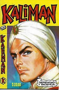 Kaliman El Hombre Increible #923 - Agosto 5, 1983 - Mexico